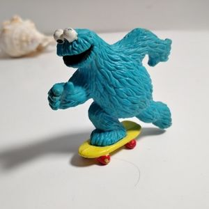 Vintage cookie monster collectable